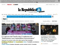 repubblica.it social ministro roma network storia
