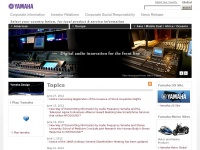 yamaha.com financial results march
