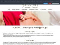 Fisioterapia Perugia - Gabriela Crisostomo Massofisioterapista