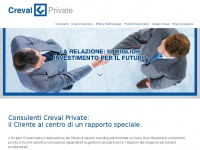 Consulenti Creval Private