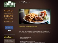 themudvillegrill.com