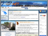 (o_-) FABRIANET (-_o) : Home page
