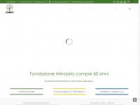 Fondazione Minoprio - homepage
