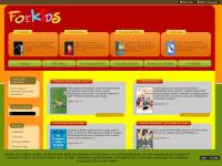 Forkids - Un sito di recensioni, interviste e curiosità sul mondo dei libri per ragazzi e genitori