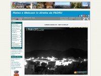 Meteo e Webcam in diretta da PADRU - Sardegna