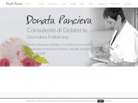 Donata Panciera – Un nuovo sito targato WordPress