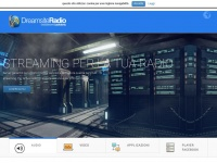 DreamSiteradio | Server shoutcast e icecast per la tua webradio