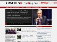 CasertaPrimaPagina.it | Giornale online di informazione