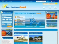 Formenterabreak.it - Formentera Break: hotel, ostello e appartamenti. Alloggio a Formentera