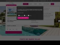 villa Immobili in affitto Forte dei Marmi , bifamiliari,appartamenti   piscina