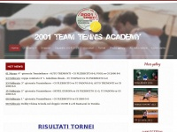 2001 TEAM TENNIS ACADEMY