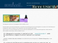 Olio anticellulite | Bergacell, olio di bergamotto contro cellulite ed acne