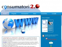 Consumatori 2.0 | Un nuovo sito targato WordPress