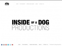 Inside of a dog productions