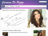 Carmen Di Pietro official site