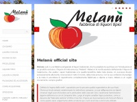Melanù official site