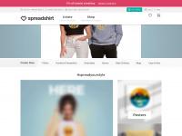 Spreadshirt.ca - Custom T-Shirts and T-Shirt Printing | Spreadshirt