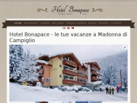 Hotelcampigliobonapace.it - Hotel Bonapace tre stelle con centro benessere Madonna di Campiglio estate 2015