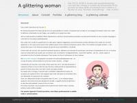 aglitteringwoman.com