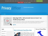 Privacy Officer | Home