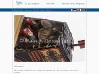 Mes-avions-jouets.ch - I miei aerei giocattolo - 1910-1960 - Collezione Patrick Despature