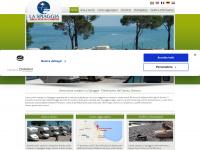 Area sosta camper Lago di Garda - La Spiaggia Desenzano
