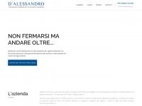 D'Alessandro - Specialità dall'Italia - Consulenza Commerciale