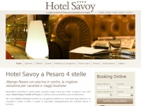 hotelsavoypesaro.it