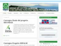Ordine dei dottori agronomi e dei dottori forestali della provincia di Napoli |