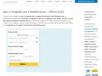 Traghetti Sardegna | Prenotazione Traghetti per la Sardegna