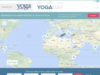 Yogamap | Curato da Yoga Journal