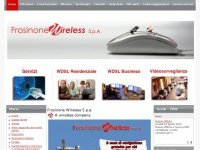 Frosinone Wireless S.p.a.