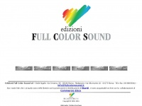 edizioni Full Color Sound