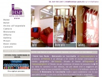 Hotel San Paolo a Camposampiero Padova \| Ristorante le Coccinelle