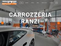 Carozzeria Ranzi SA - Garage R.W. Sport SA