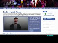 Feste18anniroma.org