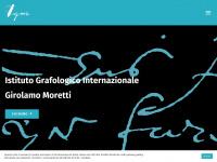 Istituto Grafologico Internazionale Moretti