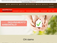 Home Page - Geoprotex by Edilnatura