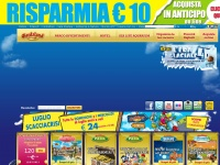 gardaland.it supporta disabilitato javascript browser