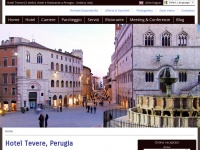 Hotel Ristorante Tevere, Perugia, Umbria, Italia