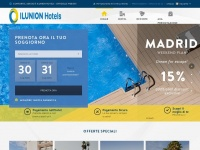 Ilunionhotels.it - Hotel 4 stelle a Madrid, Barcellona - ILUNION HotelS, Sito Ufficiale