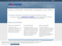 Crosystem Innovazione in Riabilitazione e Fisioterapia
