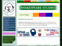 Shakespeare Studio - Home page