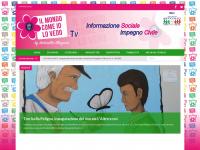 Informazione Sociale, Impegno civile. Web TV - Il Mondo Come io lo Vedo