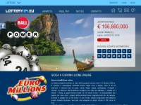 Gioca online a Powerball, Mega Millions, EuroMillions - Lottery24.eu
