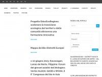 BIO-DISTRETTO – Portale dei Bio-distretti (o Eco-regioni)