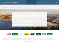 Wynajemsamochodowhiszpania.pl - Wypozyczalnia Samochodów Hiszpania   Wynajem Aut Hiszpania