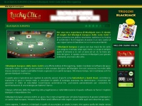 BLACKJACK EUROPEO | Prova il Blackjack Serie Gold della Microgaming