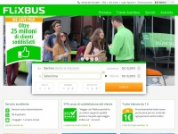 Flixbus.it - Viaggi in autobus low-cost in Italia ed Europa | FlixBus