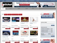 Geticket.it - Home page